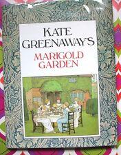 Marigold Garden by Kate Greenaway c1993, Hardcover, Grange Books, VGC
