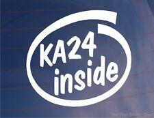 Ka24 inside Nouveauté Voiture / Fenêtre / Autocollant / AUTOCOLLANT-idéal pour Nissan 240SX