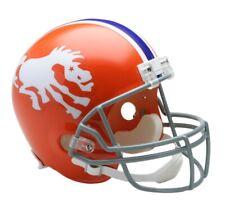 Nfl Mini Helmet Denver Broncos Throwback Riddell 1962-65 Helmet Football