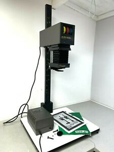 Durst M 370 Colour System Enlarger 50mm Rogonar  Lens  M370 Color Photo Enlarger