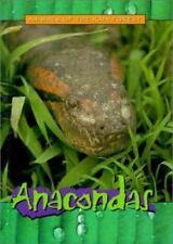 Anacondas by Steele, Christy