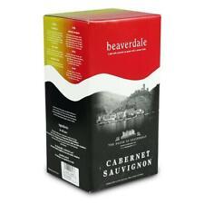 Beaverdale Wine Making Kit 6 bottles FULL Range Fast Delivery