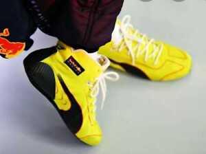 New RedBull Sergio Perez Kart Racing Shoes