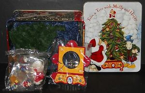 MUFFY VANDERBEAR CHRISTMAS TRIM-A-TREE KIT WITH MUFFY AND HOPPY 4298