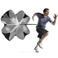 """56"""" Sports Speed Training Resistance Parachute Running Chute Track Running Chute"""