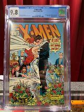 X-Men #30 CGC 9.8  **KEY COMIC**  Marriage of Summers & Grey Complete w/ insert