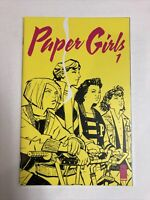 Paper Girls (2015) # 1 (NM) 1st Appearance of the Paper Girls