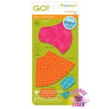 Accuquilt GO! Fabric Cutter Die Sunbonnet Sue Big Baby Quilt Sew 55061