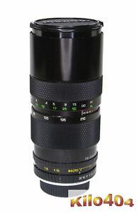 Soligor für Pentax 70-210mm 1:3,5 MC Macro ✯ K Bajonett ✯ K-1 ✯ K-70 ✯ KP ✯ K-5