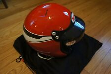 BELL HELMET Sport Mag Red Ferrari Medium SA2010 NEW IN BOX