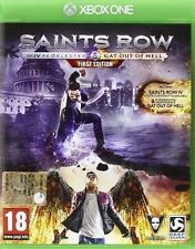 Saints Row IV: Re-Elected - Gat Out Of Hell XBOX ONE