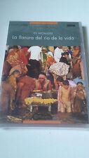 """DVD """"PLANETA VIVO EL HOMBRE LA LLANURA DEL RIO DE LA VIDA"""" PRECINTADO SEALED"""