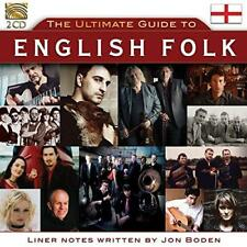 The Ultimate Guide To English Folk - Various Artists (NEW 2CD)