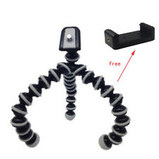 Small Flexible Mini Tripod Octopus Stand Gorillapod for Camera Digital DV Canon