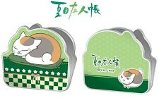 Canaria Natsume's Book of Friends Yuujinchou Bag Clip 01 Nyanko Sensei A Green