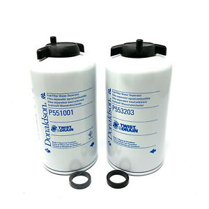 P551001 - P553203 Donaldson Replacement Filter Set for FWS3003 and FS1001