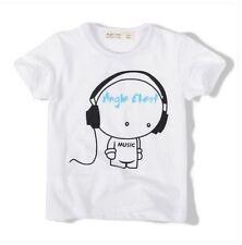 Markenlos T-Shirts Polos und Hemden für Baby Jungen