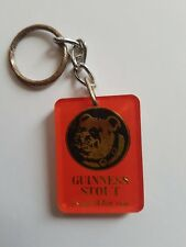 Malaysia antique key chain Guinness Stout