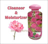 LEMA PURE 100% Natural Bulgarian ROSE WATER Cleanser Moisturizer Tonic Choice