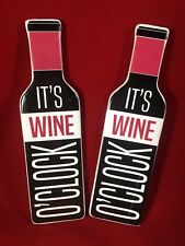 Funny Fridge Wine Bottle Magnets Wine Gifts Kitchen Home Bar Under 10 Dollars