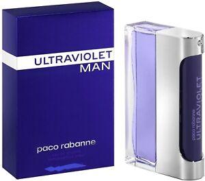 Paco Rabanne Ultraviolet - 100ml Eau De Toilette Spray