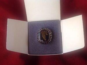 Atlanta Falcons BALFOUR Ring Top Tie Hat Lapel Pin New In Box