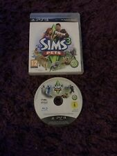 The Sims 3 Pets PS3 PAL
