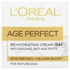 L'Oreal Paris Age Perfect Re-hydrating Day Cream For Mature Skin 50ml