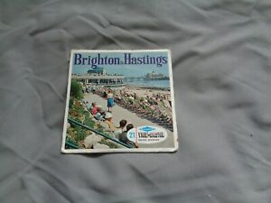 HARD TO FIND SAWYERS VIEWMASTER PACKET REF C292 BRIGHTON TO HASTINGS AS PHOTOS
