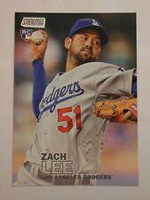 2016 Topps Stadium Club 5x7 #21/49 #165 Zach Lee ROOKIE RC Dodgers
