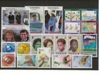 327779 / Australien Lot ** MNH TUVALU