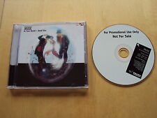 MUSE IN YOUR WORLD ISRAEL ISRAELI PROMO CD  *MINT* CONDITION VERY RARE!