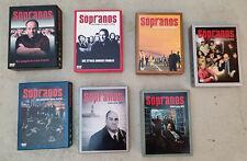 Die Sopranos - DVD Serie Komplett alle Staffeln - Mafia-Serie Drama