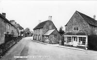 Post Office Stores Buckland Nr Faringdon unused RP old pc Frith