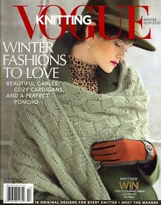 Vogue Knitting Winter 2019/2020