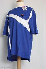 Fila AP02572 Tour Line Herren Shirt Größe XL/54 Blau