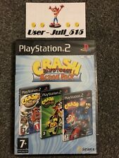 Playstation 2 Game: Crash Bandicoot Action Pack (Superb Sealed Condition) UK PAL