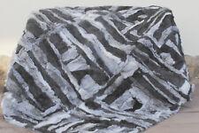 Pelzdecke Kaninchen, Felldecke, Tagesdecke, Fell Pelz , Blanket fur /bedspread
