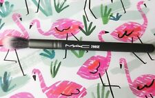 Authentic MAC 286 SE Duo Fibre Tapered Eyeshadow Blender Brush -Travel Size