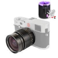 7artisans 28mm F1.4 Large Aperture Lens For Leica M-M M240 M3 M5 M6 M7 M8+ Pouch