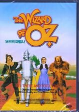 THE WIZARD OF OZ [Judy Garland] (DVD, 2009) IMPORT SEALED