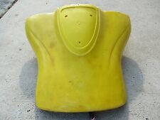 1995 95 96 1996 SEADOO SEA DOO XP YELLOW FRONT STORAGE HOOD COVER GAUGE HOUSING