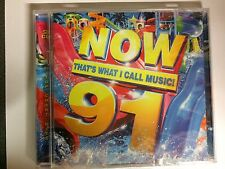 Now That's What I Call Music 91 2 Disc CD Brand New and Sealed