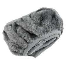 Soft and warm Short Wool Plush Auto Car Steering Wheel Cover Woolen