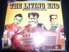 The Living End What's On Your Radio Rare Alternate Aust CD Single