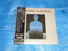 Alan Hull Phantoms Mini LP CD JAPAN AIRAC-1382 NEW / Lindisfarne Radiator