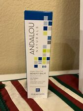 Andalou Naturals Argan Stem Cell Bb, Clear Skin Untinted Spf 30