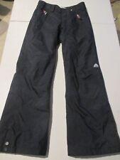 NIKE ACG 3 Storm Fit  Waterproof Black Ski/Snowboarding Pants Women's Size: XS