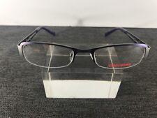 0ec04c72f0 Converse Eyeglasses I M TELLING 47-18-135 Lavender Half Rimless Gunmetal  C163