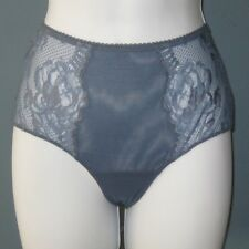 NWT La Perla Blue Begonia High Rise Brief Panty #0019552 - XS -- FINAL SALE